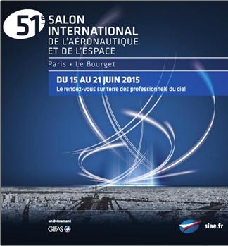 TPSH au Salon International de l'Aéronautique et de l'Espace 2015