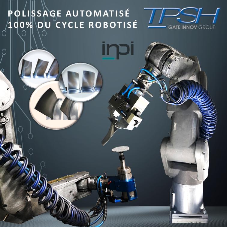Polissage robotisé en automatique_TPSH