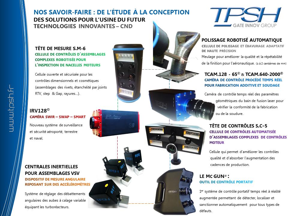 Nos produits pour l'Industrie du Futur_TPSH