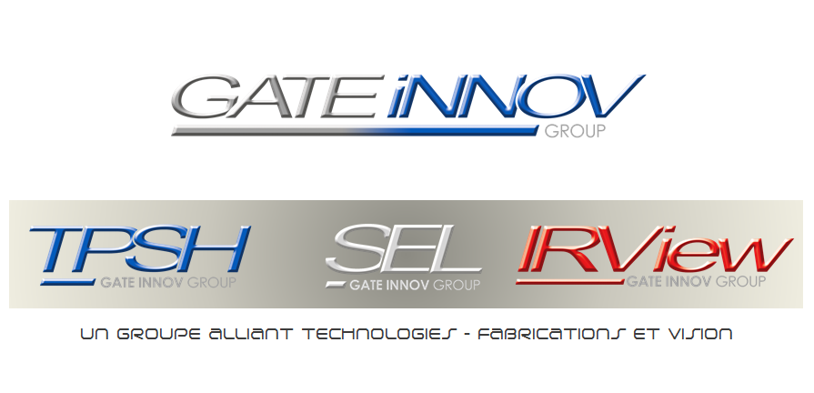 logos GATE INNOV GROUPE