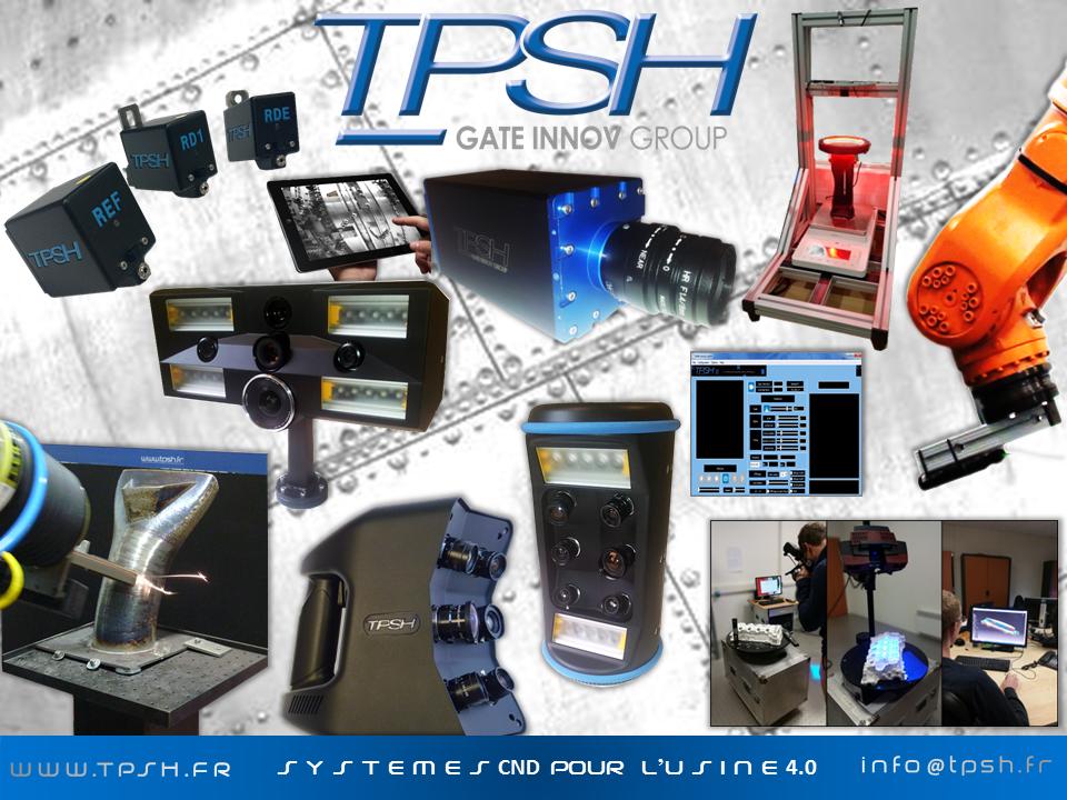 Systèmes CND pour l'Usine 4.0_TPSH
