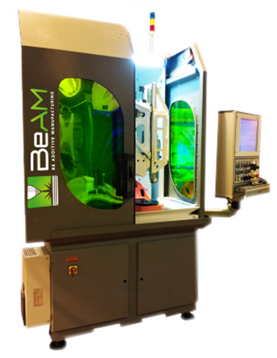 BeAM_TPSH_caméra CND temp réel_fabrication additive_machine3
