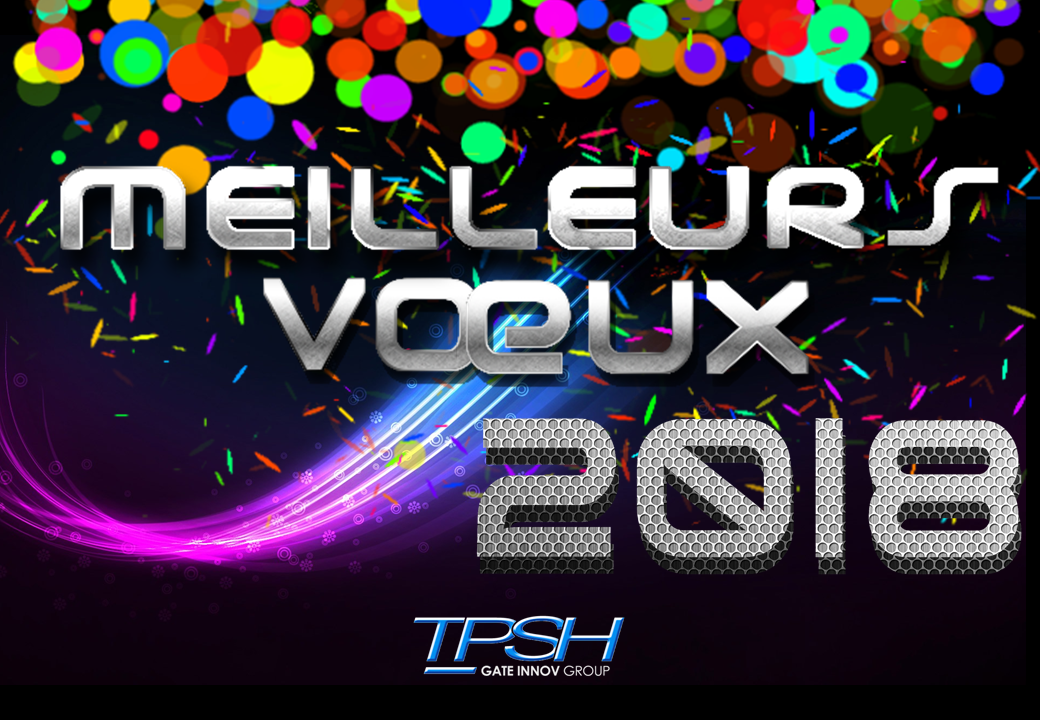 Voeux TPSH 2018