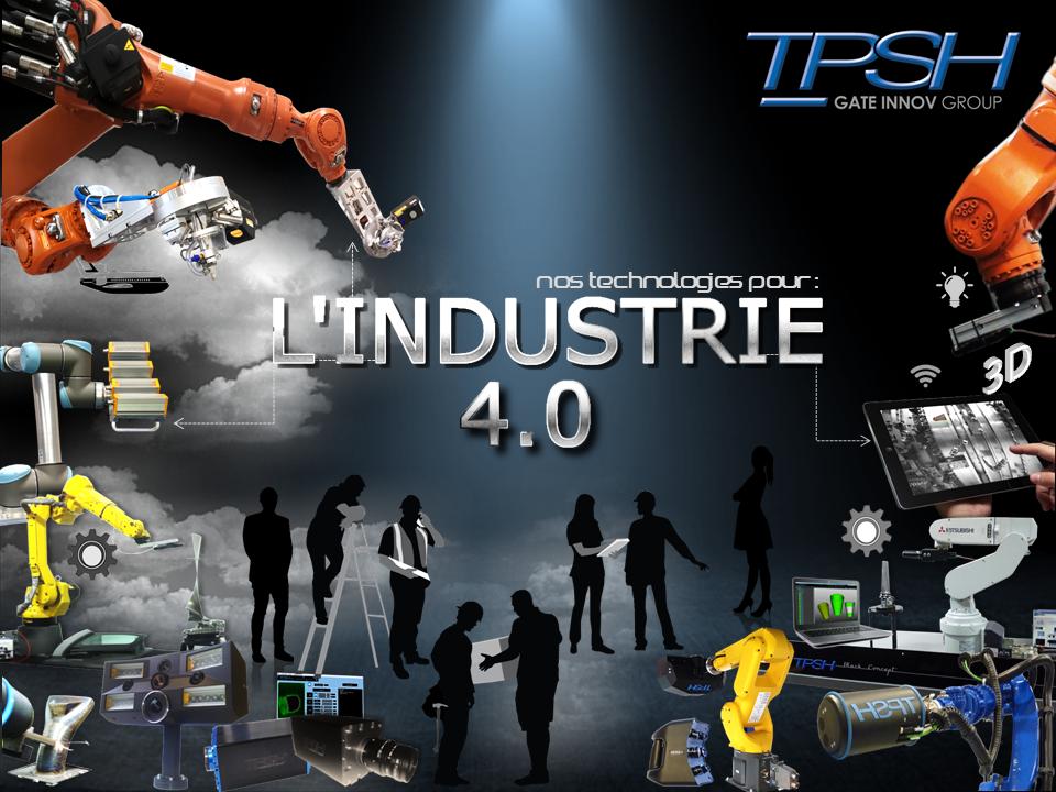 TPSH_ Technologies innovantes au service de l'Industrie 4.0