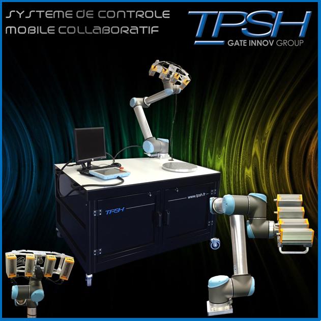 système de contrôle automatique_tete de mesure_automatique avec cobot_TPSH