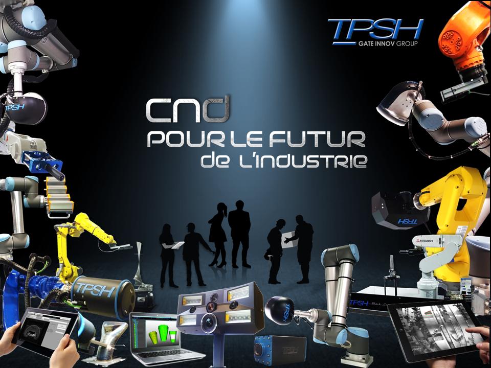 TPSH_ CND_Le futur de l'Industrie
