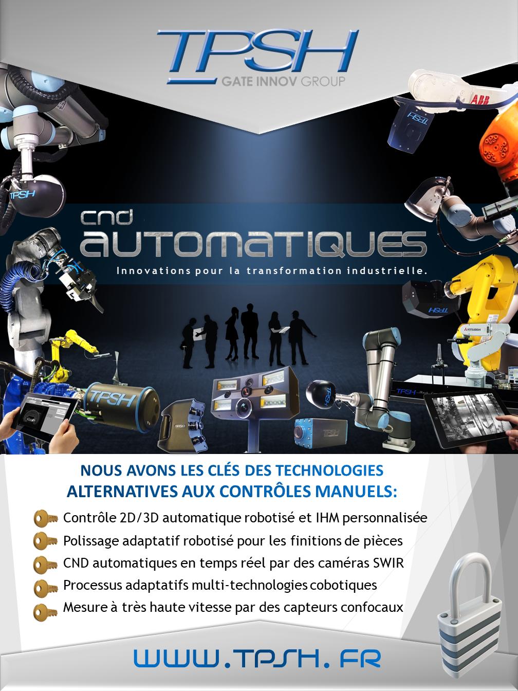 CND automatiques TPSH_100% robotique