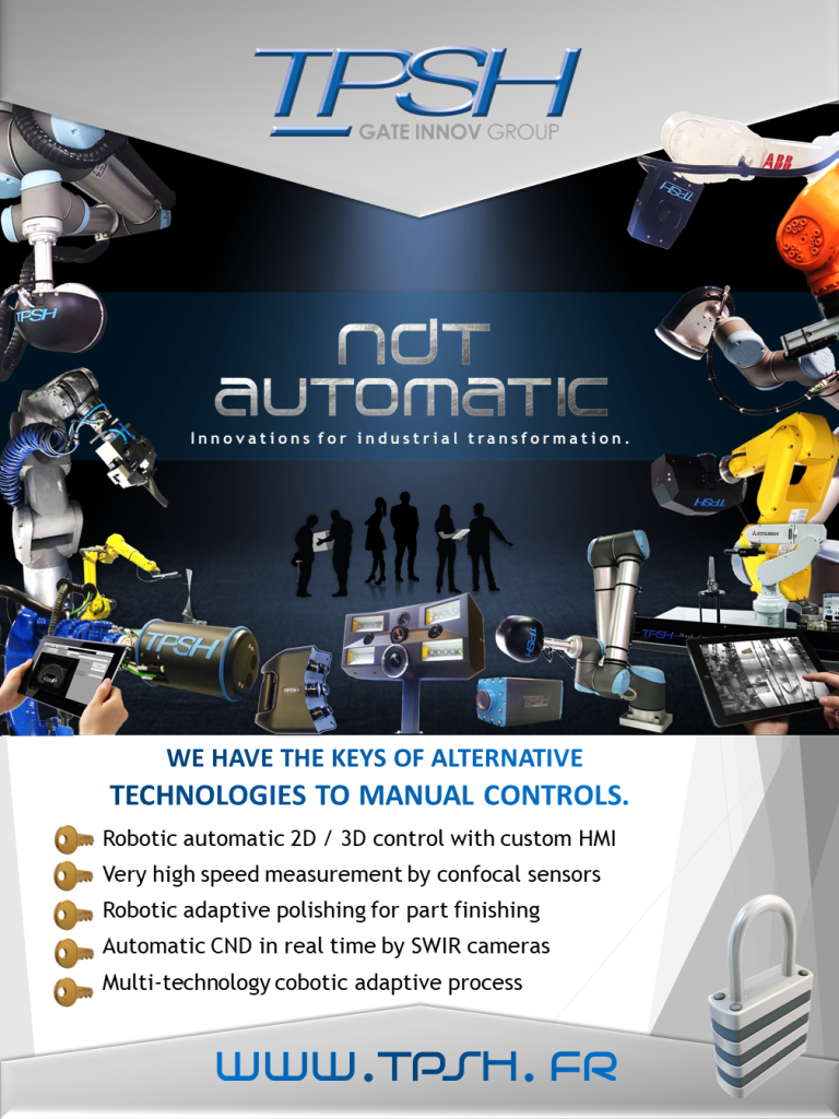 NDT automatic TPSH