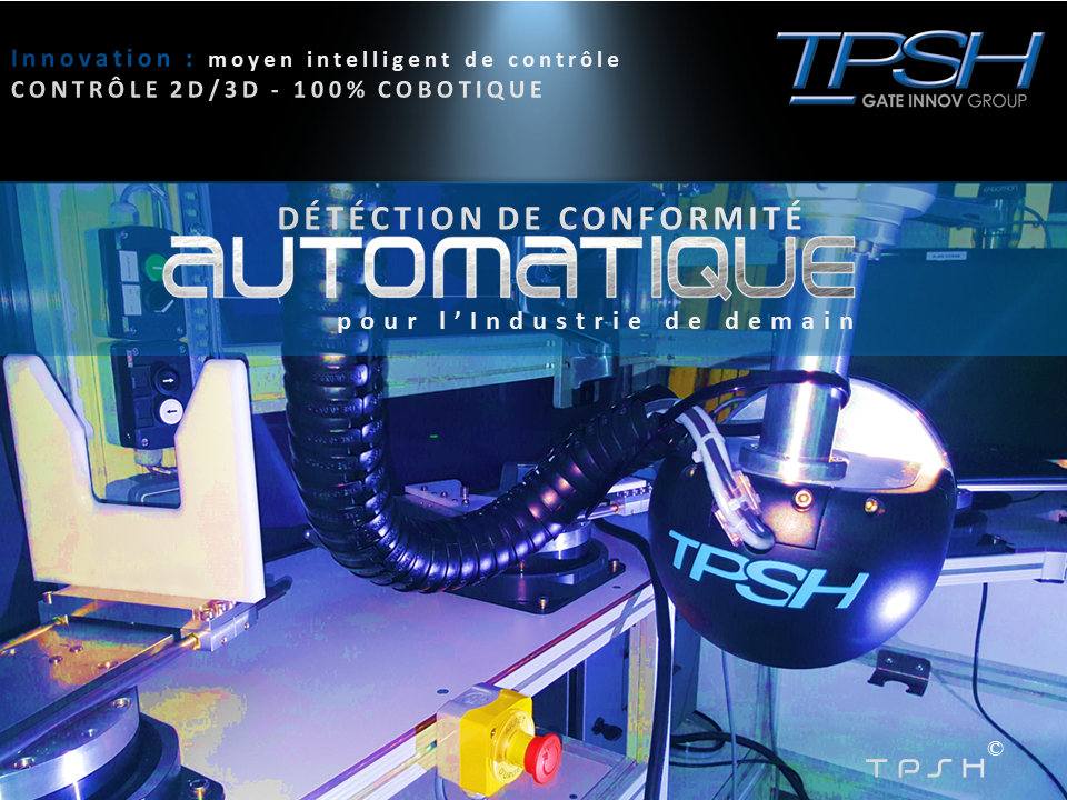 cellule industrielle controle automatique_robotique_cobotique_TPSH