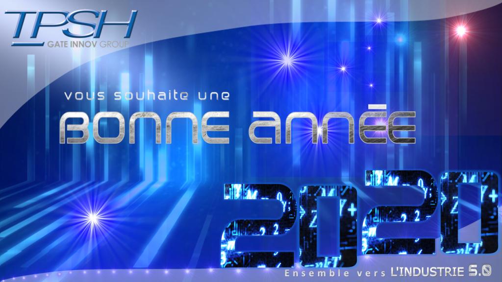 PSH_GATE INNOV_vous souhaitent une bonne année alliant robotique_cobotique_qualité