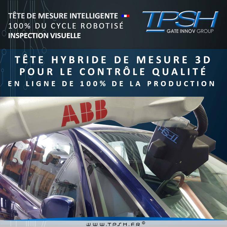 tête hybride_confocal_hybride_contrôle qualité_TPSH