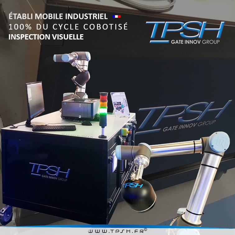 établi mobile_inspection automatique cobotique_TPSH