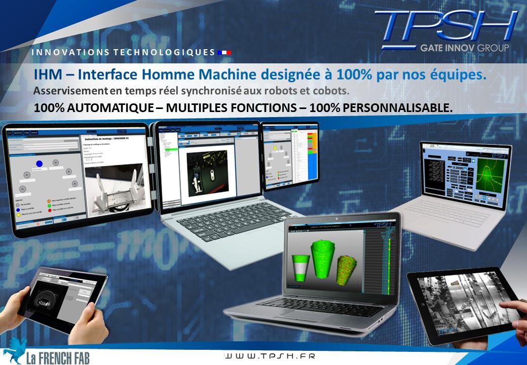 IHM TPSH_asservissement_automatique