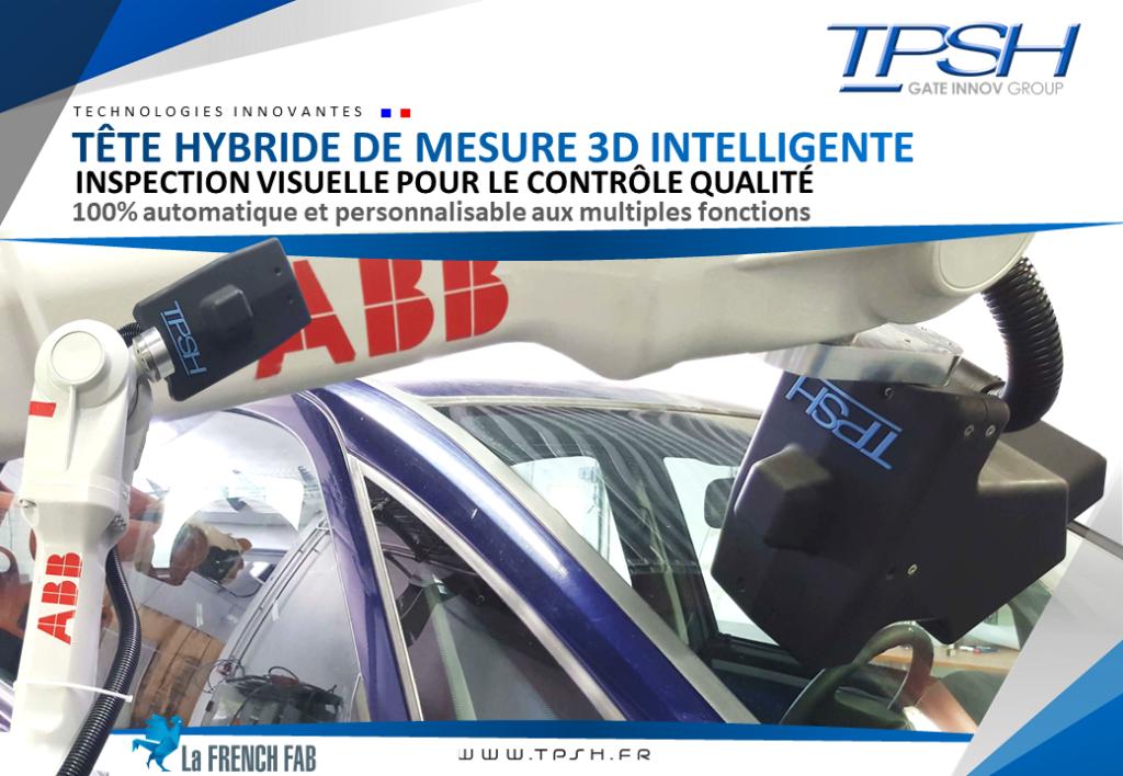 1ER système de mesure 3D hybride_laser_confocale_contrôle qualité automatique_TPSH