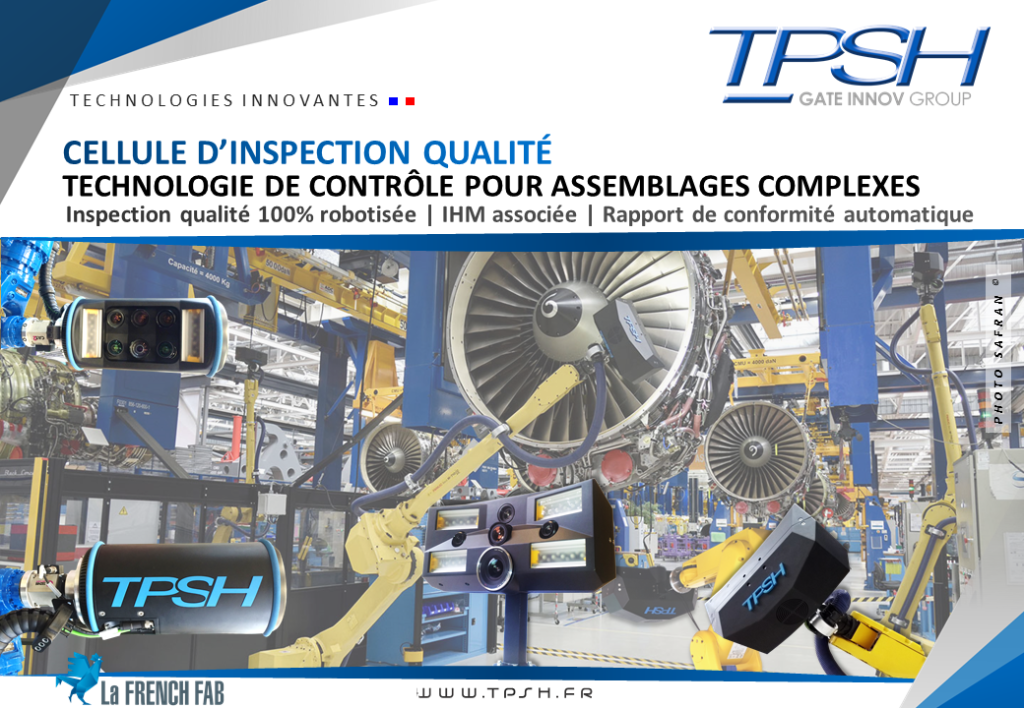 Cellule inspection qualité_assemblage complexe_robotique_automatique_TPSH