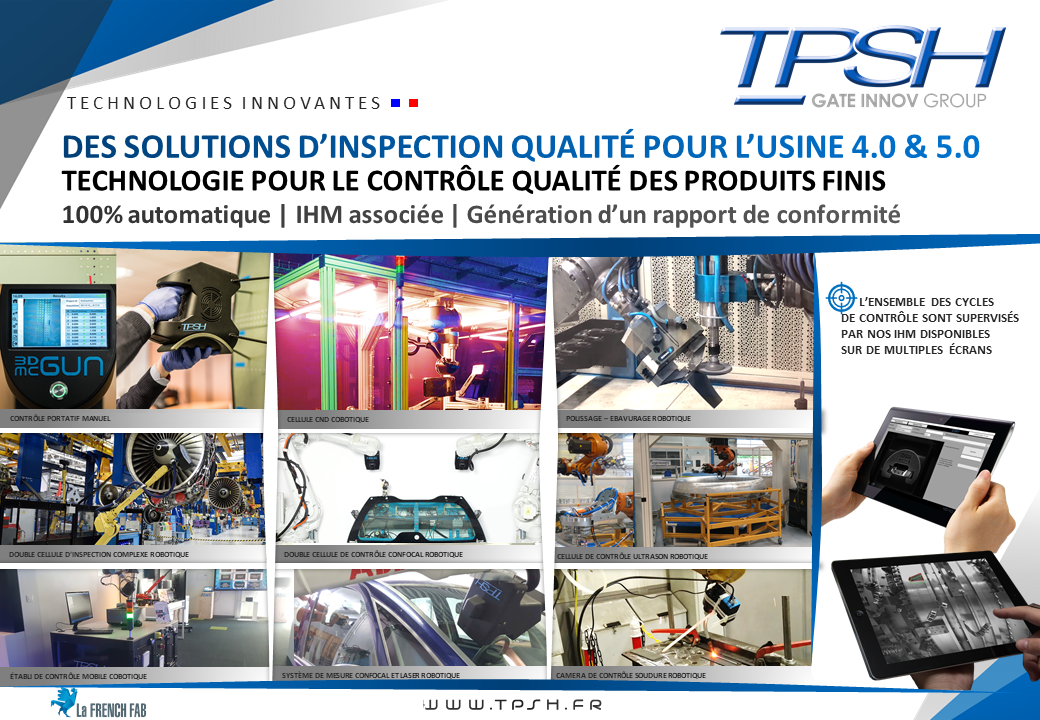 AUTOMATIC INSPECTION QYALIY_TPSH_product innovative 4-0_5-0