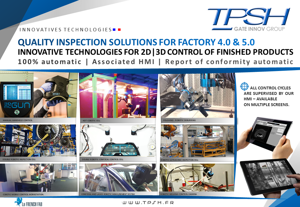 automatic quality control_TPSH_product innovative 4-0_5-0