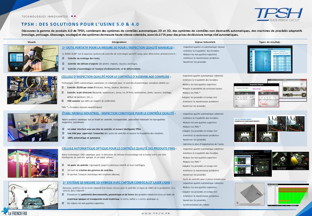 3DMcGUN_contrôle moteur_établi de contrôle_CND adaptatif_cellule controle verre auto_automatique_TPSH