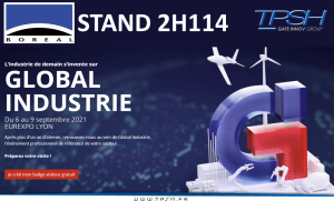 Industrie de demain_Global industrie 2021_LYON_BOREAL_TPSH