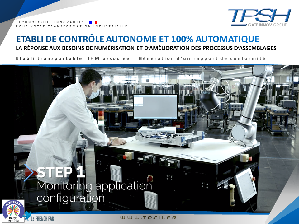Industrial quality control process powered_TPSH