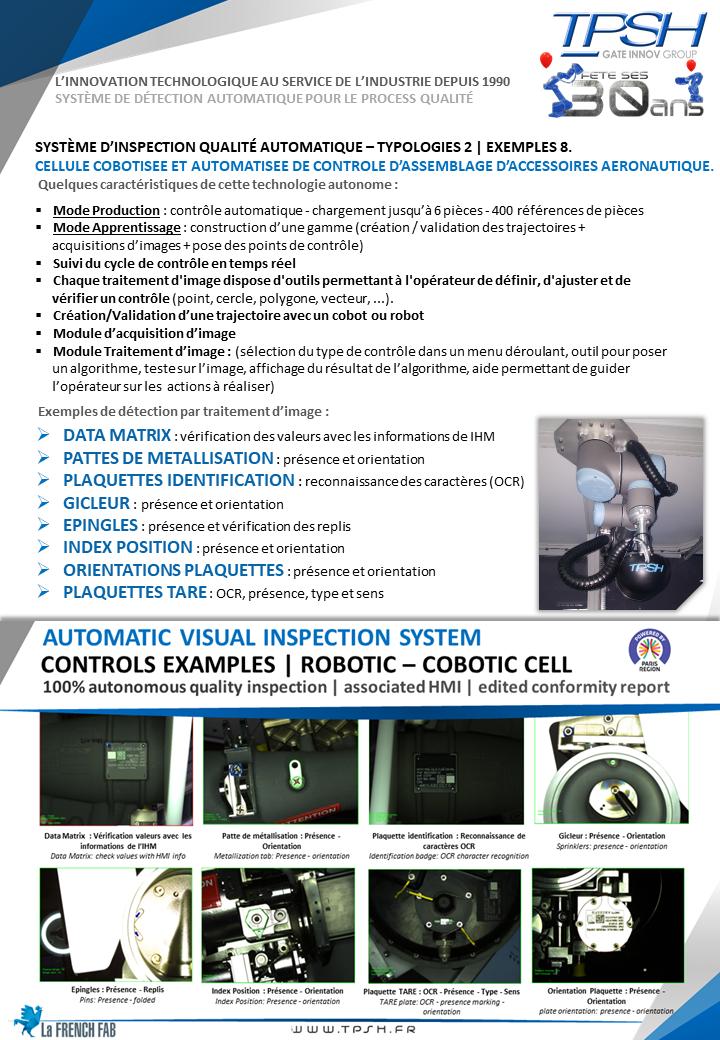 PRESSEoct2021_Cellule cobotisée et automatisée de contrôle